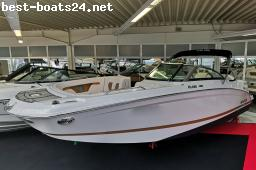 MOTOR BOATS: FOUR WINNS HD220