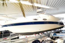 MOTOR BOATS: STINGRAY 240 CS