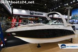 MOTOR BOATS: FOUR WINNS VISTA 255 OB