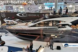 MOTOR BOATS: COBREY 50 FLY