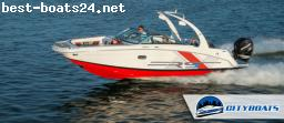 MOTORBOOTE: FOUR WINNS HD270RS OUTBOARD
