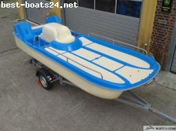ROWING BOATS: COLANO PREMIUM XL
