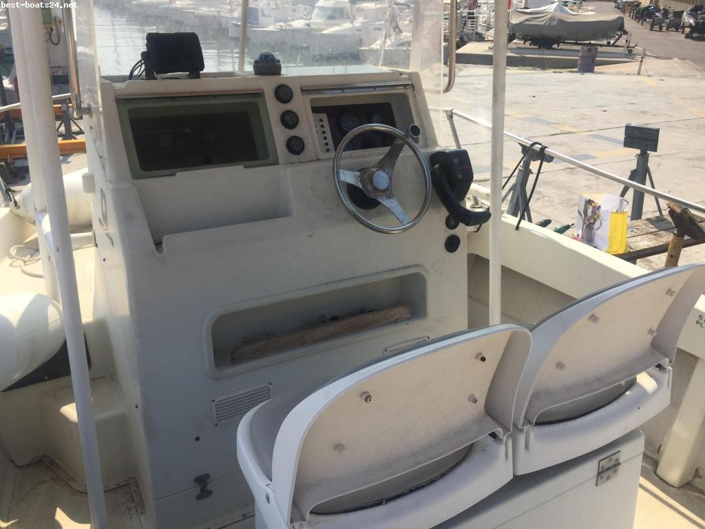 QUICKSILVER 20' BALT QUICKSILVER 620 OPEN