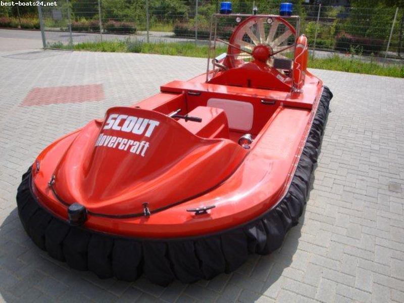 scout hovercraft s450b jet ski boot kopen. Black Bedroom Furniture Sets. Home Design Ideas
