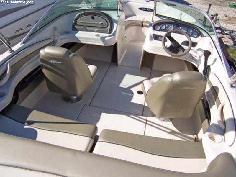 SEA RAY 185 BOWRIDER SPORT