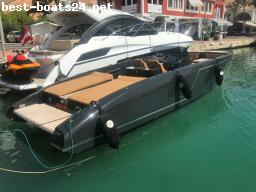 MOTOR BOATS: FRAUSCHER 1017 LIDO