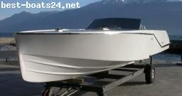 MOTOR BOATS: FRAUSCHER 717 GT