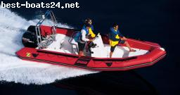 INFLATABLES: ZODIAC PRO 650 NEO