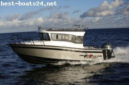 MOTOR BOATS: ALU FORCE ALUFORCE 710