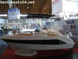 MOTOR BOATS: MARINELLO FISHERMAN 16 CENTERCONSOLE