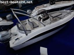MOTORBOOTE: MARINELLO FISHERMAN 19 NEU NEU