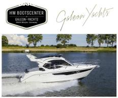 MOTORBOOTE: GALEON 300 FLY