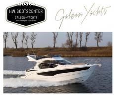 MOTORBOOTE: GALEON 360 FLY MIT SEITENT�R / WITH SID