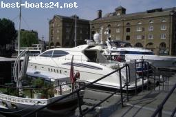 MOTOR BOATS: ARNO 79' CANTIERE ARNO LEOPARD 24
