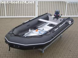 INFLATABLES: LAVA MARINE VOYAGER 4.70