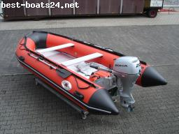 INFLATABLES: LAVA MARINE VOYAGER 4.20