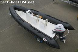 INFLATABLES: LAVA MARINE EXPEDITION 5.70 HD