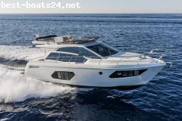 MOTORBOOTE: ABSOLUTE 45 FLY