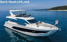 BARCO A MOTOR: ABSOLUTE 62 FLY