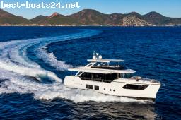 MOTOR BOATS: ABSOLUTE NAVETTA 73