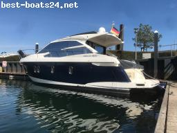 MOTORBOOTE: ABSOLUTE 40 STY - 2015