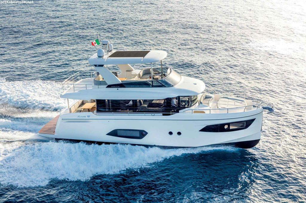 ABSOLUTE NAVETTA 52 GENERATION 2020