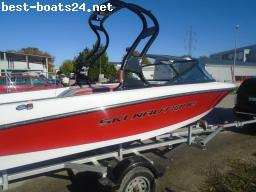 MOTORBOOTE: CORRECT CRAFT 200 SPORT NAUTIQUE SIG.ED.