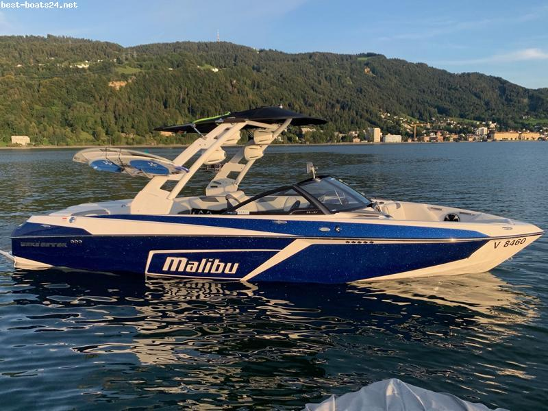 malibu boats wakesetter 23lsv motorboote kaufen. Black Bedroom Furniture Sets. Home Design Ideas