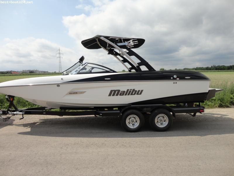 malibu boats 22mxz motorboote kaufen. Black Bedroom Furniture Sets. Home Design Ideas