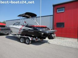 MOTOR BOATS: GLASTRON GT 205