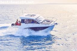 MOTORBOOTE: QUICKSILVER ACTIV 755 WEEKEND OB F300 VERADO