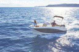 MOTORBOOTE: QUICKSILVER ACTIV 555 OPEN F115 CT MERCURY