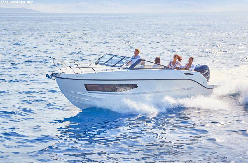 QUICKSILVER ACTIV 755 CRUISER 225 V6 MERCURY