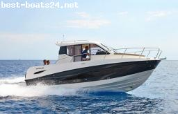 MOTOR BOATS: QUICKSILVER ACTIV 905 WEEKEND 2X F225 V6 MER