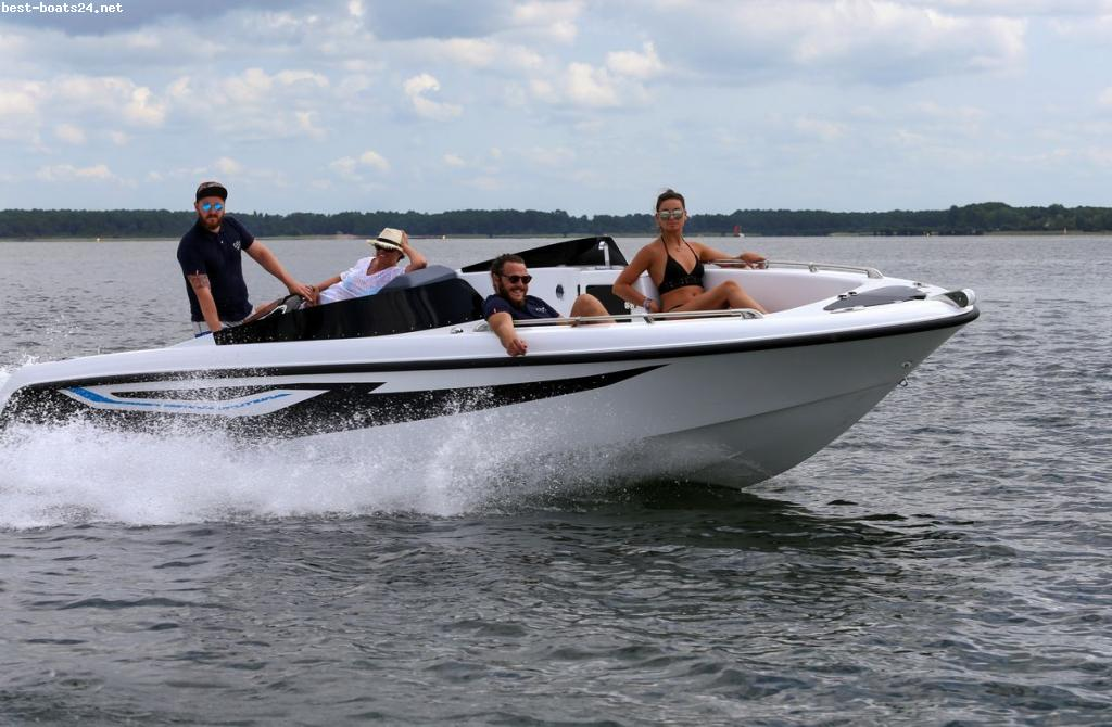 SEALVER WAVE BOAT 656 SUNDECK