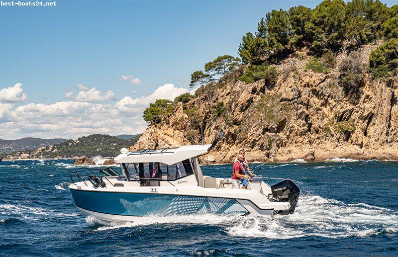 QUICKSILVER CAPTUR 805 PILOTHOUSE 225 V6 MER