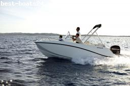 MOTORBOOTE: QUICKSILVER ACTIV 505 OPEN MERCURY F60 CT