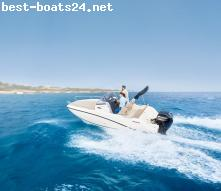 MOTOR BOATS: QUICKSILVER ACTIV 605 SUNDECK MERCURY F115CT