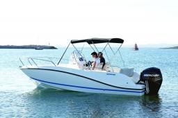 MOTORBOOTE: QUICKSILVER ACTIV 605 OPEN F115 CT MERCURY