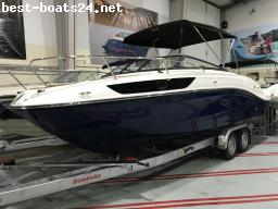 MOTORBOOTE: SEA RAY 230 SSE MODELL 2018