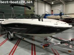 MOTORBOOTE: SEA RAY 190 SPORT MODELL 2018 SOFORT