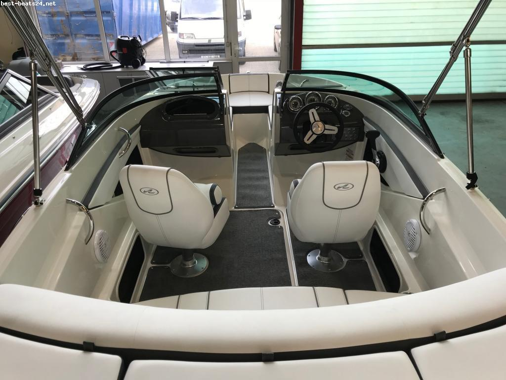 SEA RAY 190 SPORT MODELL 2018 SOFORT
