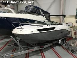 MOTORBOOTE: SEA RAY 230 SSE MODELL 2018 SOFORT