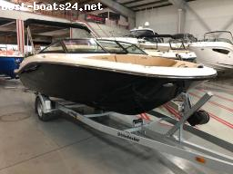 MOTORBOOTE: SEA RAY 19 SPXE