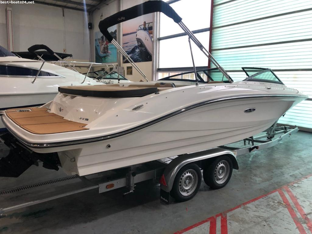 SEA RAY 21 SPX NEU