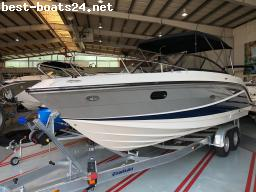 MOTORBOOTE: SEA RAY 250 SSE