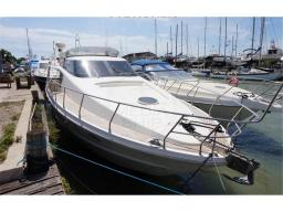 MOTORBOOTE: COMAR CLANSHIP 58
