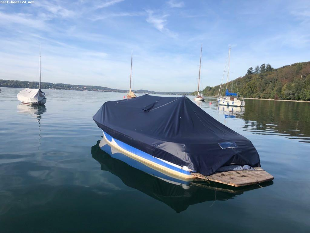 CORRECT CRAFT SKI NAUTIQUE196 ÄHNL PROSTAR