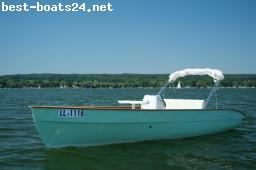 MOTOR BOATS: MY-ELECTROBOAT MY-JUNIORPURE