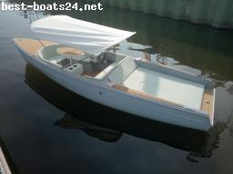 MOTOR BOATS: MY ELECTROBOAT MY-TRAMONTO 555